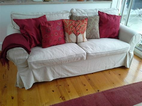 ektorp two seater sofa bed looking for blekinge white what colour is it anyway