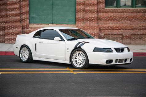 mustang 2004 cobra understated excellence oxford white 2004 terminator