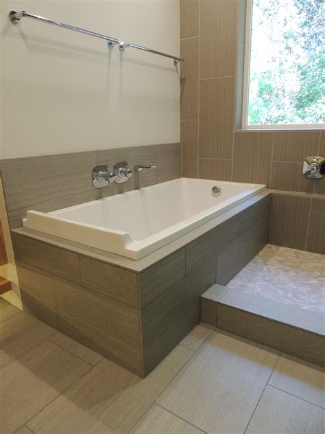 installing a drop in bathtub 2012 alex freddi construction llc