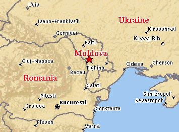 Moldova Birth Records Maps Showing Location Of Sekurani In The Former Bessarabia Images Frompo