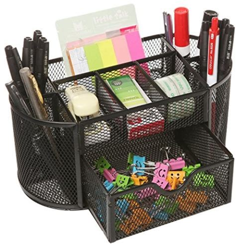 Patio Furniture Ebay Desk Tidy Mesh Desk Organiser Set Office Caddy Tray Notes