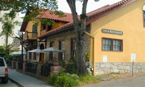 City House Inn And Restaurant by City House Restaurant Visit St Augustine