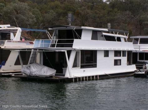 house boat lake eildon used houseboat holiday home on the water of lake eildon