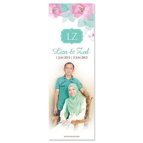 design banner pengantin bunting 14