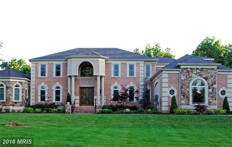 Luxury Homes For Sale In Bowie Md Bowie Mls Bowie Luxury Homes In Bowie Md