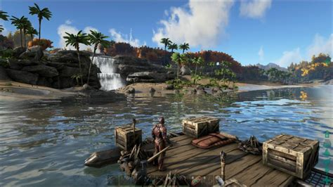 ark boat location boat customization game suggestions ark official