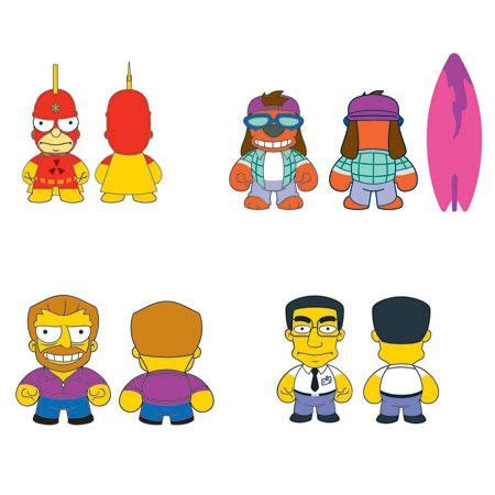 Sale Kidrobot X The Simpsons 25th Anniversary Blind Box 1000 images about 1 2 kidrobot simpsons on the simpsons 25th anniversary and homer