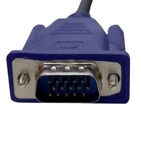 Vga 1 5m 1 5m vga 15pin to pc monitor tv projector cable