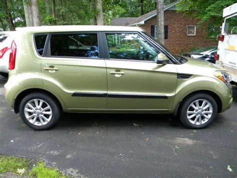 2012 Kia Soul Plus Sell Used Green 2012 Kia Soul Plus With Automatic