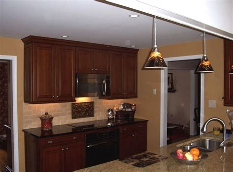 Caramel Kitchen Cabinets by Caramel Colored Kitchen Walls Favorite House Designs