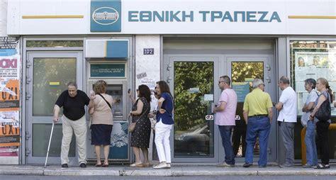 oggi le banche sono aperte grecia luned 236 banche aperte e borsa chiusa scatta l iva