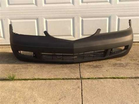 2001 acura cl front bumper acura cl mn with pictures mitula cars