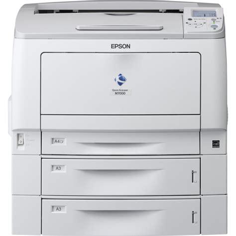 Printer Laser Epson epson aculaser m7000d2tn a3 mono laser printer