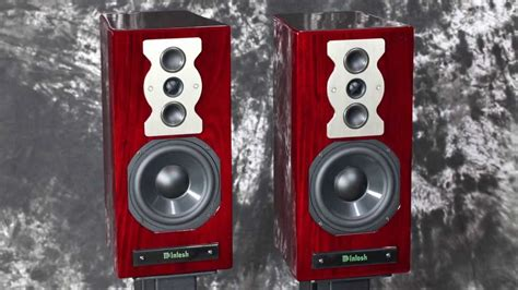 stereo design mcintosh xr50 bookshelf speakers in hd