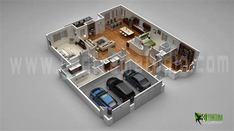 floor plan   modern home  parking slot  floor