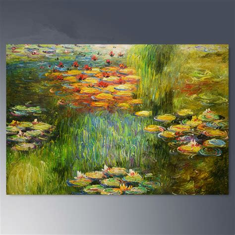 painting wholesale buy wholesale monet flower paintings from china