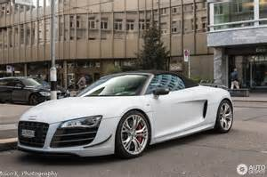Audi Gt Audi R8 Gt Spyder 22 October 2016 Autogespot