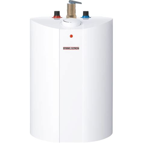 Small Water Heaters Electric Home Depot Stiebel Eltron Mini Tank Electric Water Heater Shc 2 5