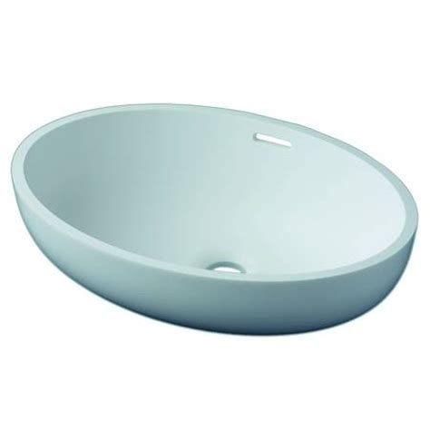 ovale lavabos