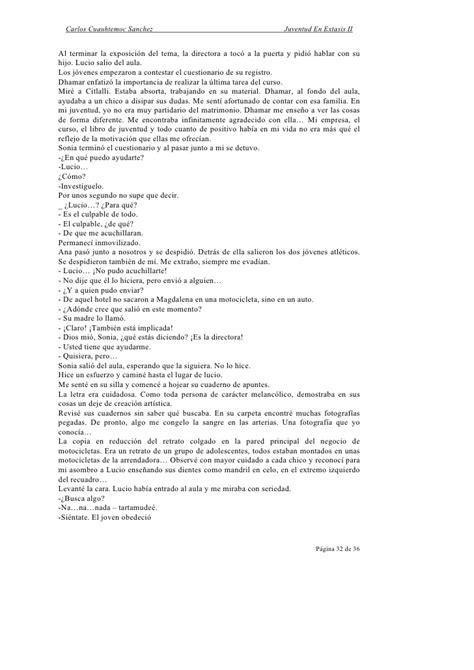 descargar juventud en extasis pdf juventud en extasisi pdf cuauhtemoc sanchez carlos