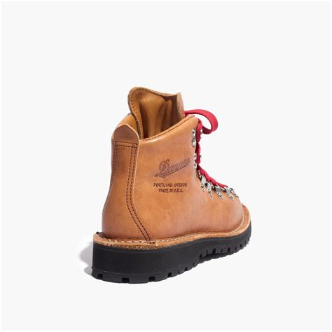 danner mountain light cascade boot lyst madewell danner 174 mountain light cascade boots in brown