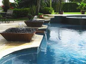 Outdoor Swimming Pool by Design Ideas Outdoor Swimming Pool Water Fountain Design Ideas