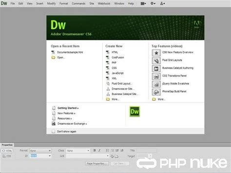 tutorial de dreamweaver cs6 curso de dreamweaver cs6 a distancia new formacion