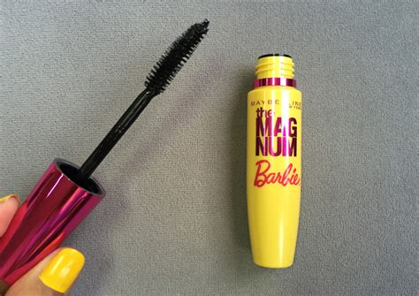 Mascara Maybelline Magnum Terbaru product review maybelline the magnum mascara