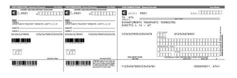 uffici periferici dipartimento per i trasporti terrestri il portale dell automobilista pagamento effettuato da un