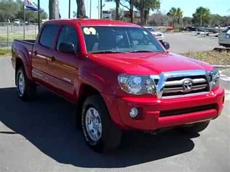 Used Toyota Tacoma 4x4 For Sale In Used Toyota Tacoma 4x4 Crew Cab Trd Gainesville Fl For