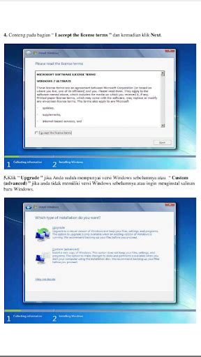 free download tutorial instal windows 7 download install windows 7 tutorial android apps apk