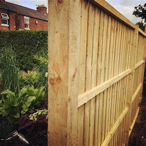 Garden Fencing Ideas Uk Garden Fence Ideas Shrewsbury Hornby Garden Designs