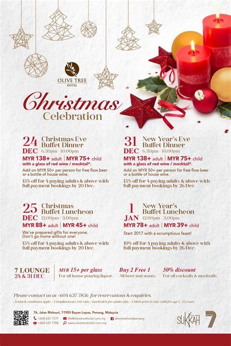 bay penang new year menu and new year buffet promotions 2016 at sukkah