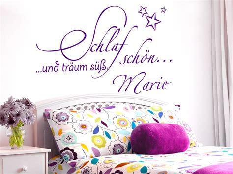 Wandtattoo Kinderzimmer Schlafen by Wandtattoo Schlaf Sch 246 N Und Tr 228 Um S 252 223 Wandtattoos De