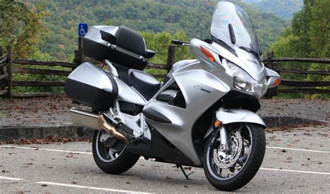 honda st1300 sport touring on a honda st1300 year of manufacture 2007