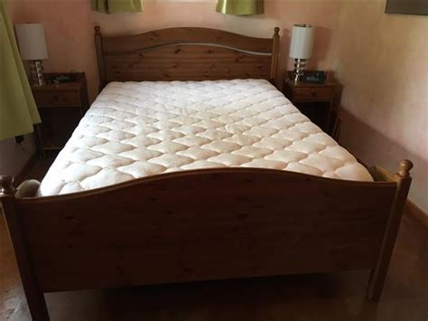 pine platform bed frame free solid pine platform bed frame cowichan bay