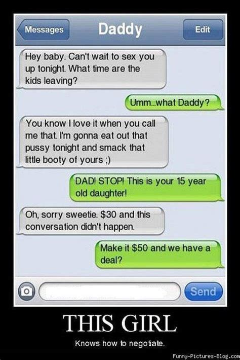 Meme Sexting - funny sexting dad fail