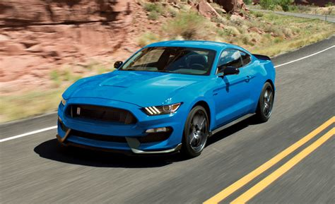 Ford Mustang Shelby Gt350 by News Ford Mustang Shelby Gt350 Unchanged Through 2018