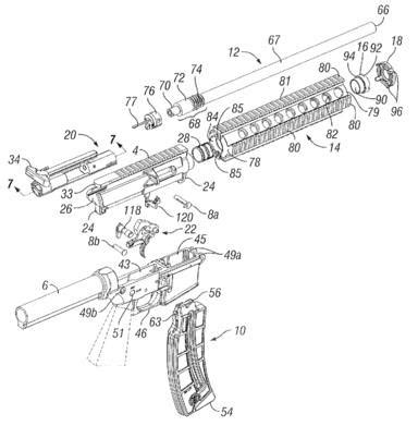 s&w applies for patent on m&p15 22 the firearm blogthe