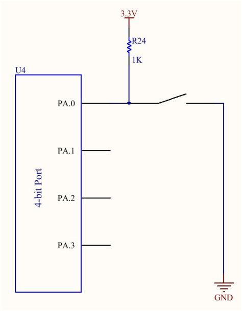 definition of pull up resistor 28 images open electronics project interfacing push button