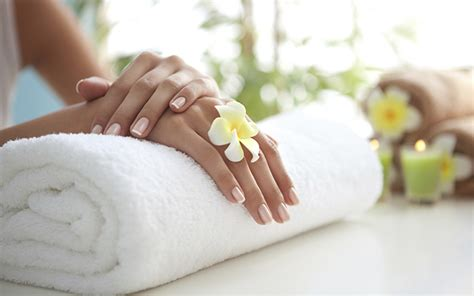Spa Nails by Signature Spa Manicure A Day Away Salon And Spa