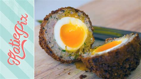 Handmade Scotch Eggs - scotch egg recipe pix