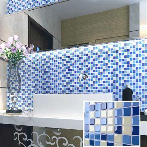 3d Gel Tiles Backsplash by Mosaic Effect Gel 3d Decal Sticker For Tile Backsplash
