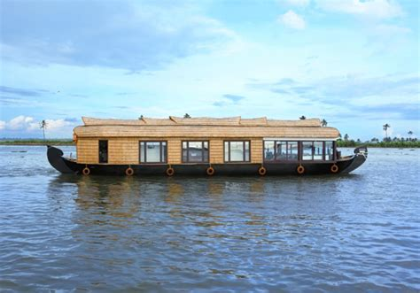 kerala news houseboat luxury houseboat on the backwaters of kerala columnm