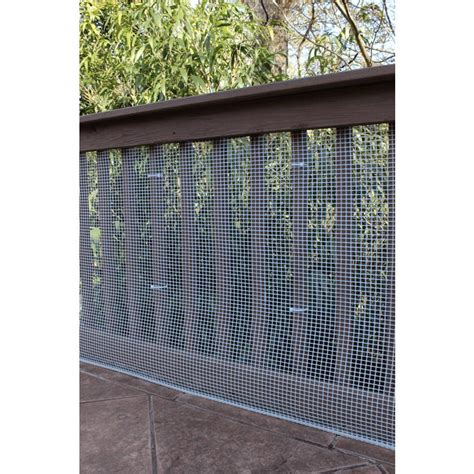 Deck Netting by Cardinal Gates Heavy Duty Outdoor Deck Netting Pet Safety