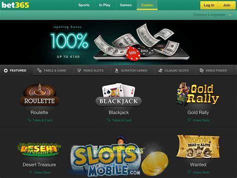 bet365 slots mobile bet365 mobile casino review 163 100 casino bonus playtech