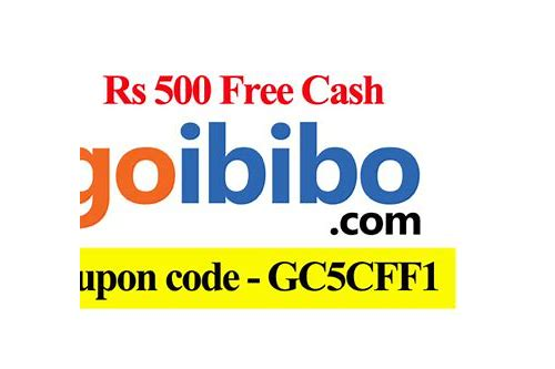 goibibo coupon code for international hotel