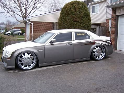 custom white chrysler 300 inspiration needed cool vanilla custom paint post