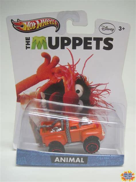 Hotwheels The Muppets 2012 mattel wheels the muppets animal 1a