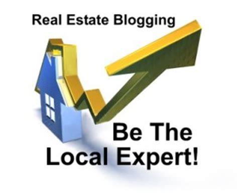 real estate blogging are you an expert website design